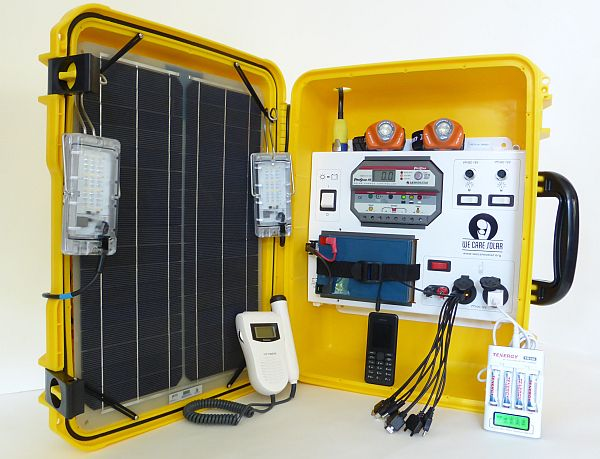 Solar suitcase by We Care Solar_1