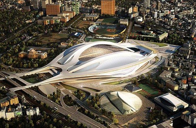 architect Toyo Ito's,