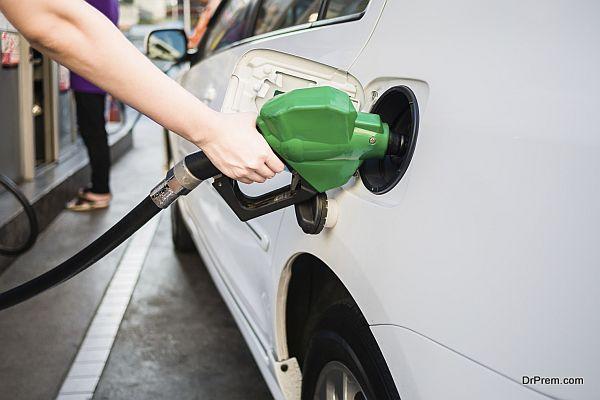 biofuel in car