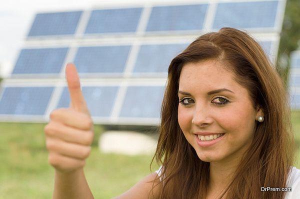 solar energy is ok