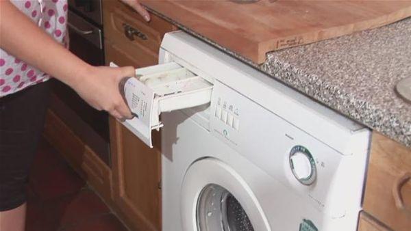 Washing Machine Cleaning 1