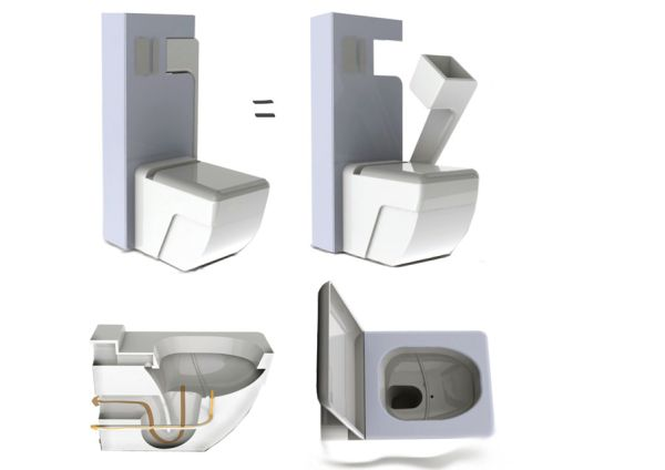 The Natura Customizable Flush System
