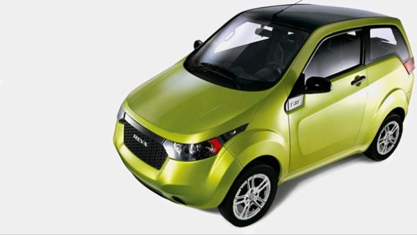 Mahindra Reva Electric Vehicles