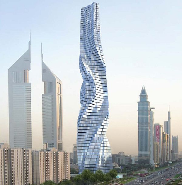 The Dynamic Tower, Dubai