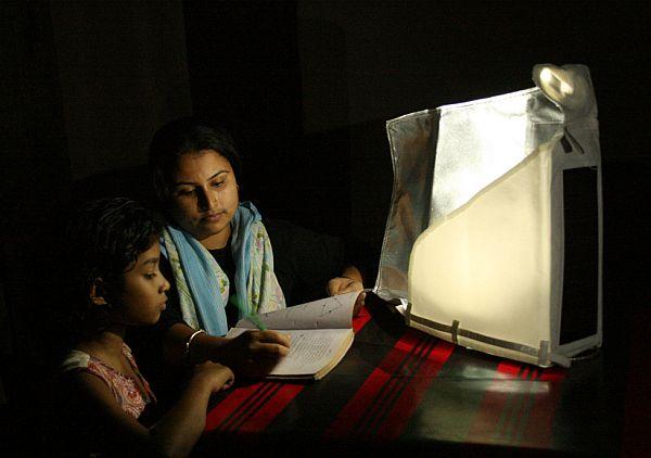 Portable Light Project