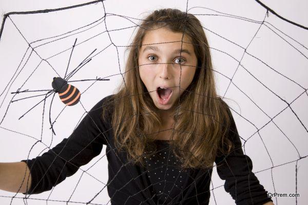 Spiders hate citrus