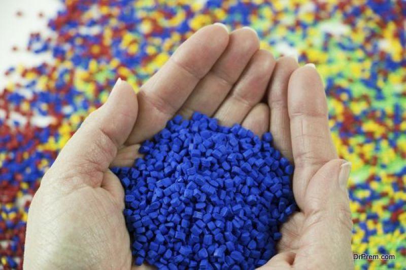 producing plastic
