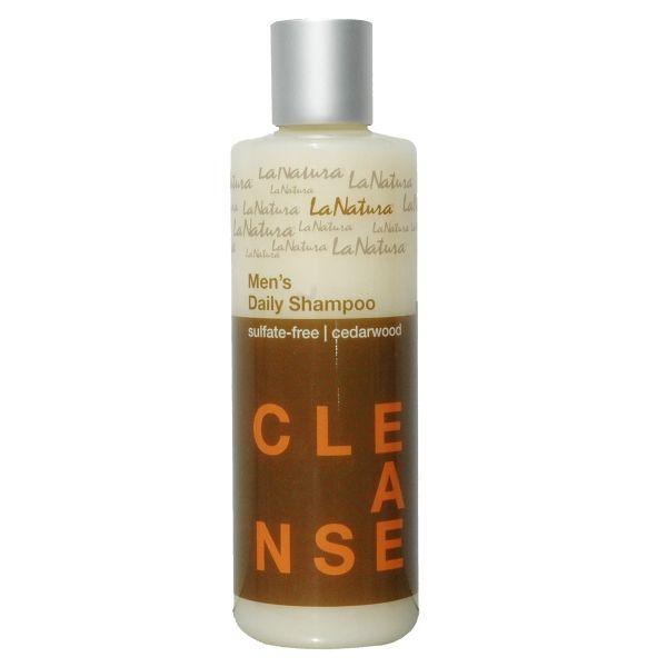 La Natura shampoos