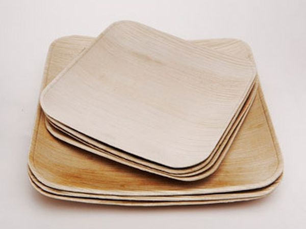 recyclable paper plates