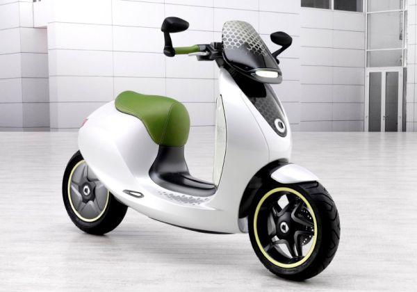 smart escooter / Smart Elektroroller