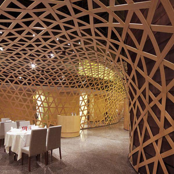 Tang Palace Bamboo Restaurant, China