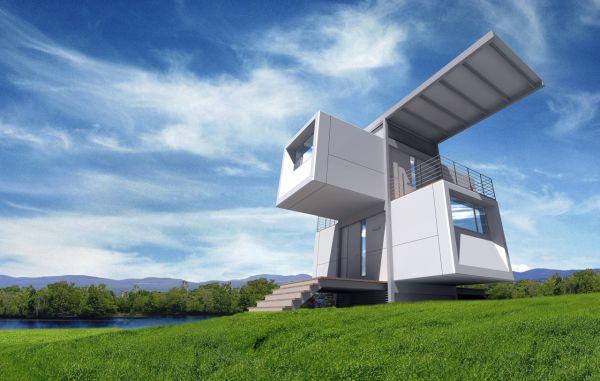 The Zero House