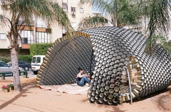 From Waste To Architecture Rematerial