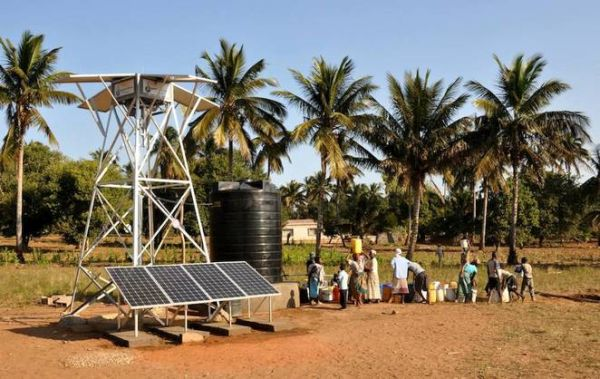NSP Solar Pump by Pumpmakers