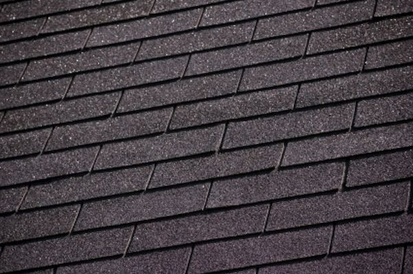 Recycled Content Shingle Roof
