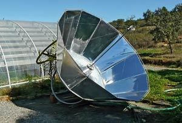 Solar Stirling Common Waterpump