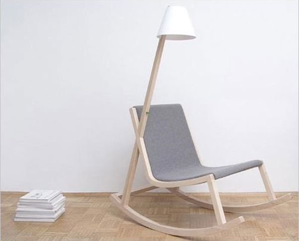 The Murakami Rocking Chair