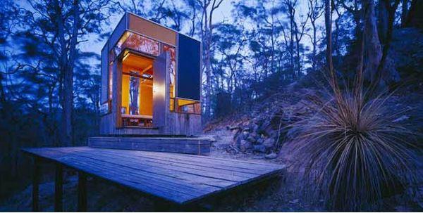The Zig Zag Cabin