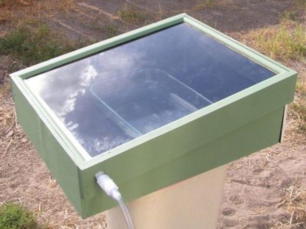 make a Solar Still