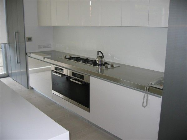 stainless steel benchtops (2)