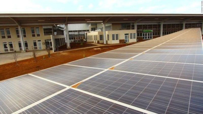 Galapagos Ecological Airport