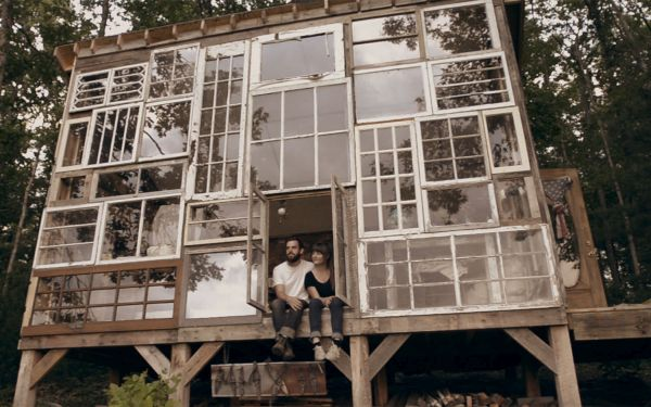 Glass House Nick Olson and LilahHorwitz