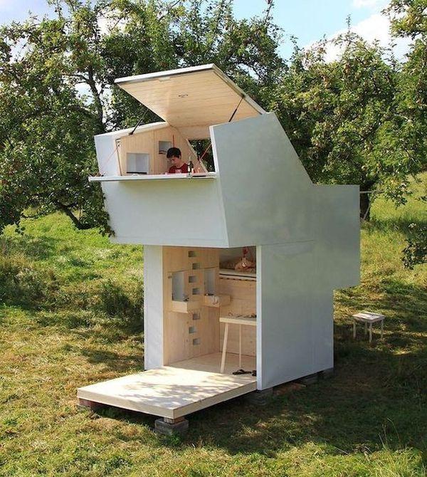 The superb Soul Box modular tiny house