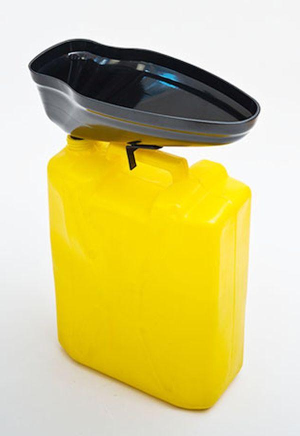 ecological urinal