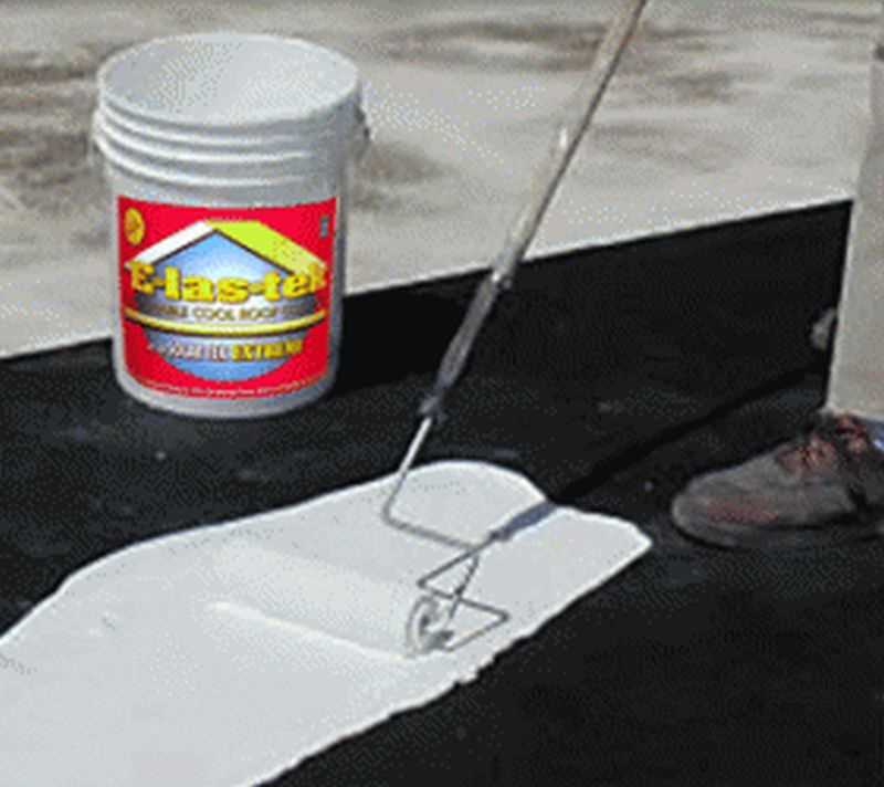 Cool roof coating