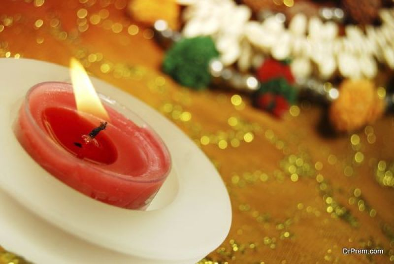 DIY Diwali décor