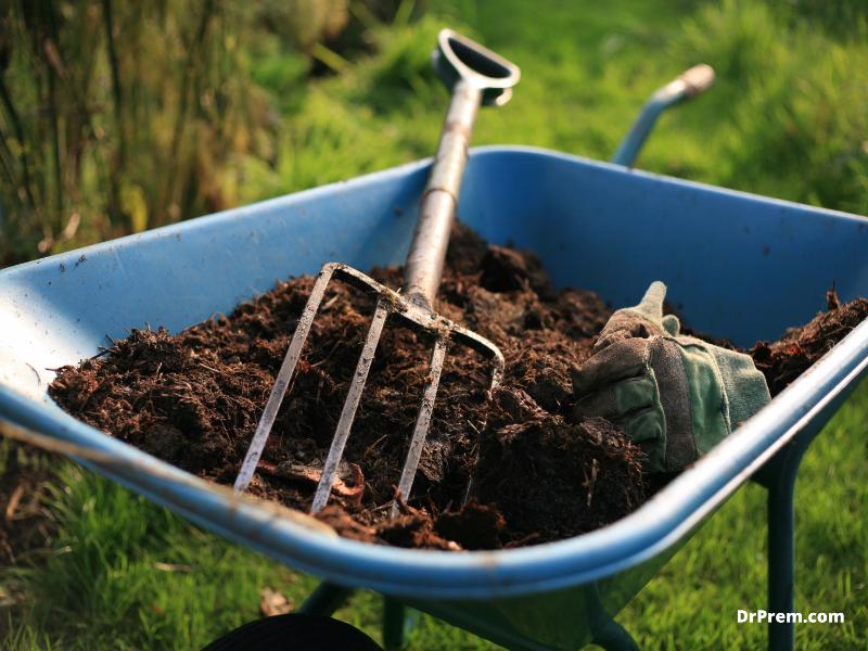 Maintain the soil