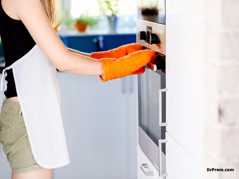 Avoid the oven