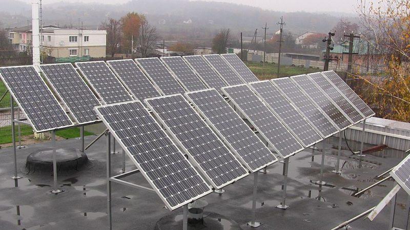 Solar Energy Microgrid