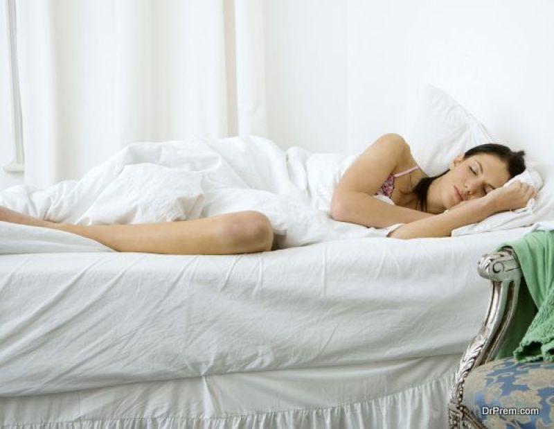 adeguata quantità di sonno