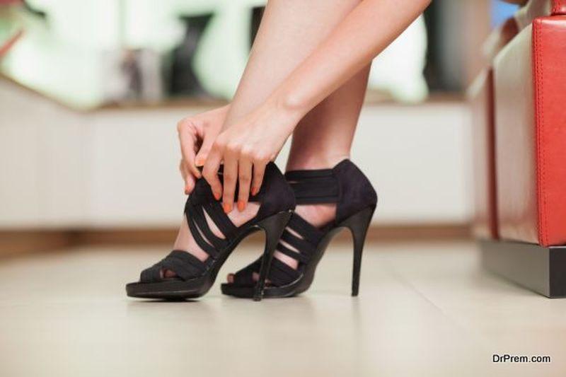 Ecofriendly vegan shoes