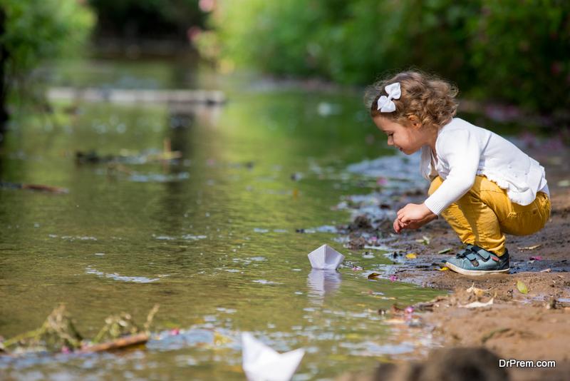Nature-Based Preschool
