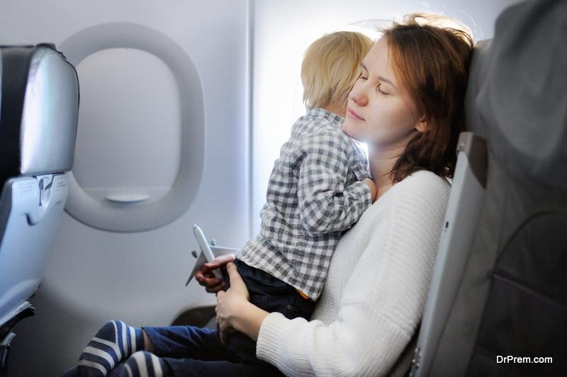 daytime flight