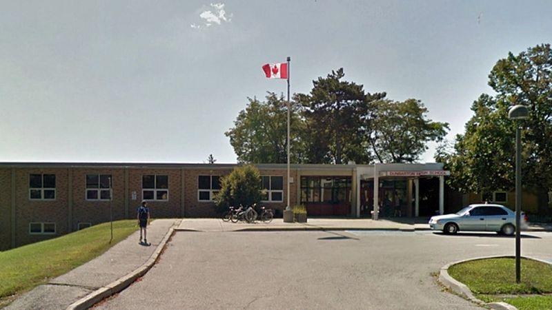 Dunbarton High School, Pickering, Ontario, Canada