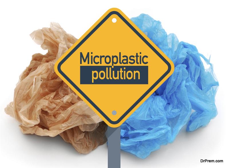 Le microplastiche