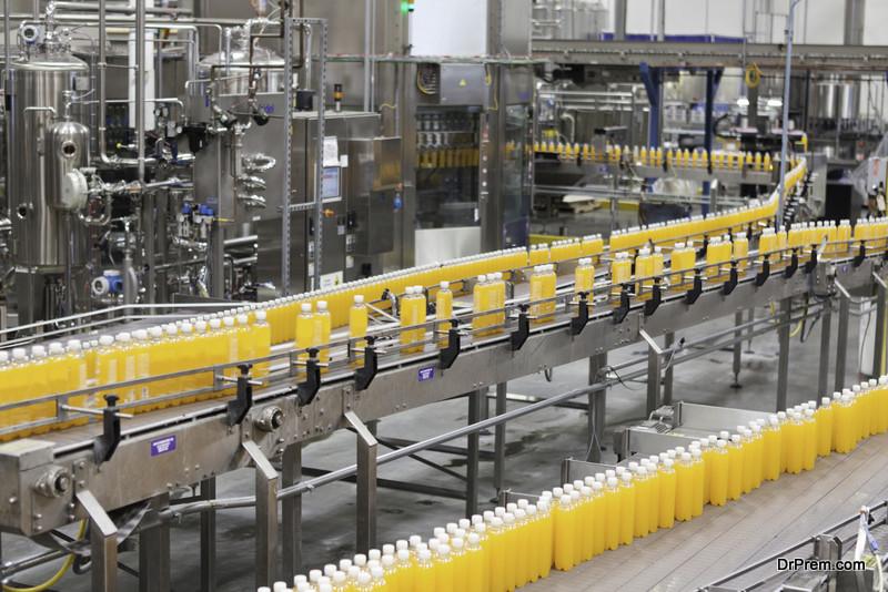 Rapid industrialization