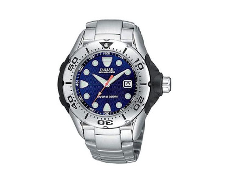 Pulsar Men's PUA111 Gear Dive Watch
