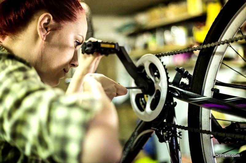 Bicycle Repair