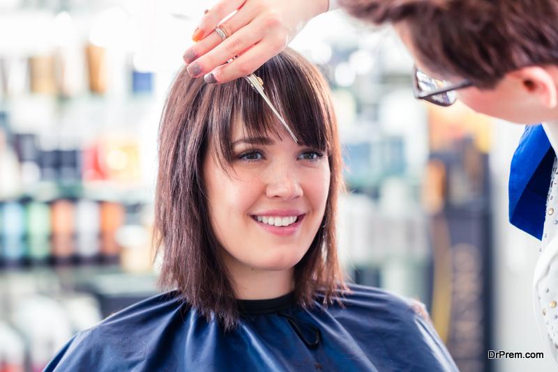 Create an Eco-friendly Hair Salon Space