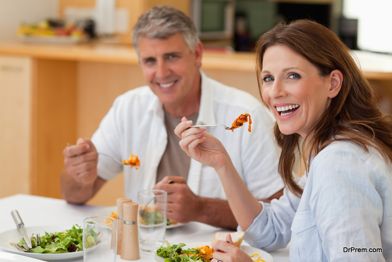Going Green with your Food and Diet