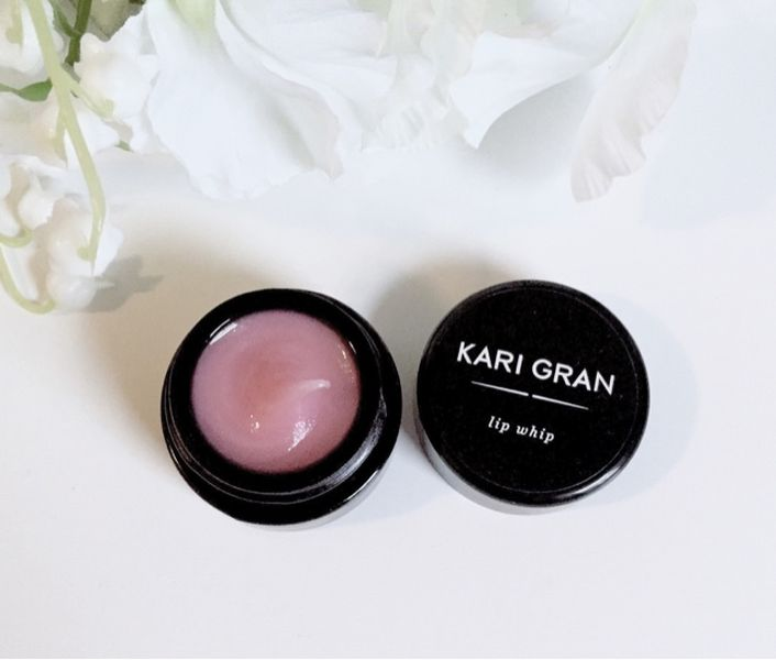 Kari Gran Tinted Lip Whip in Peppermint