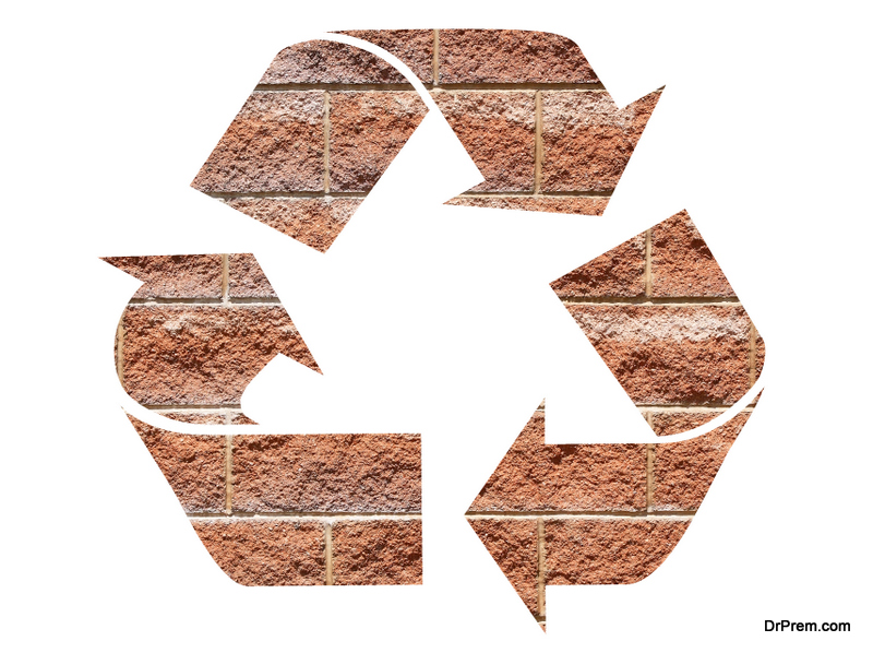 brick recycling