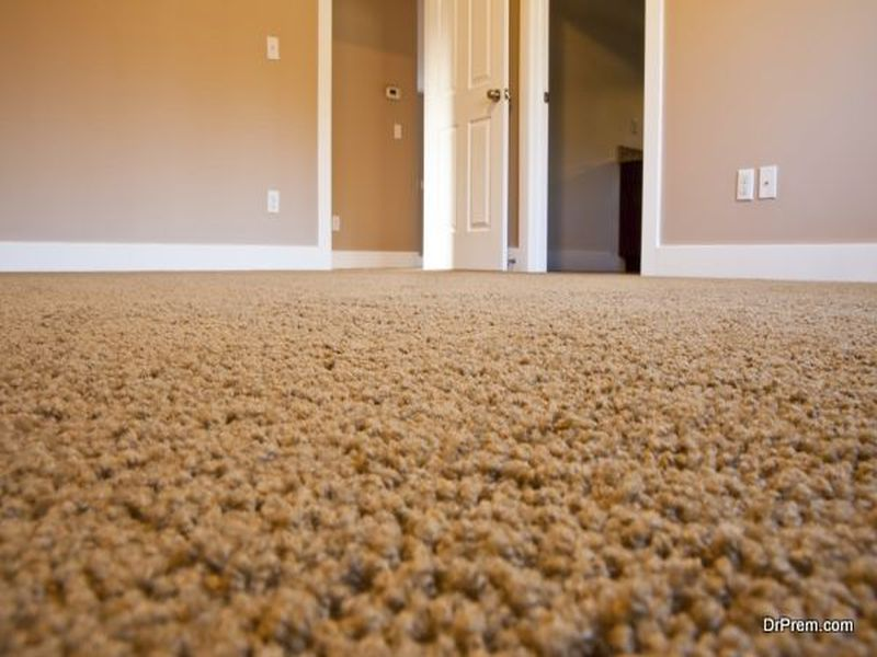 wall-to-wall carpeting