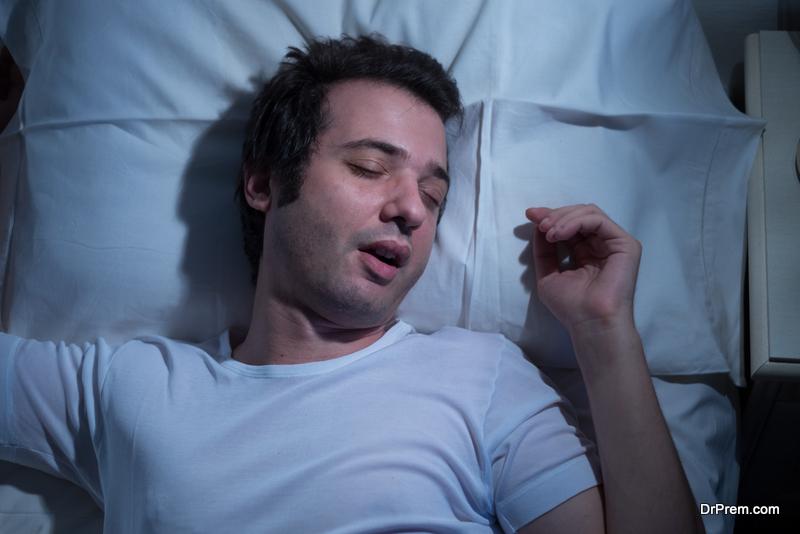 Have adequate sleep