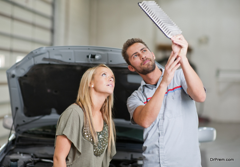 Make Sure The Car Is Maintained