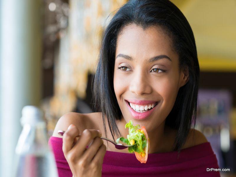 Reducetarian diet